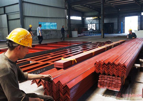 向国际钢结构建筑市场迈进,其工程项目涉及建筑,工业厂房,物流仓库