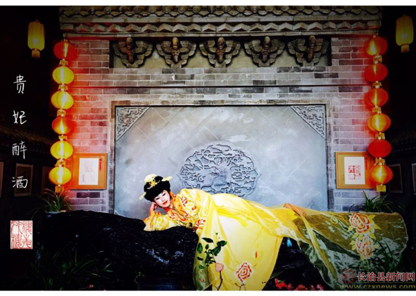 """必威体育公司出了个""""杨贵妃"""",一曲《梨花颂》,惊艳的不仅仅是唐明皇!"""