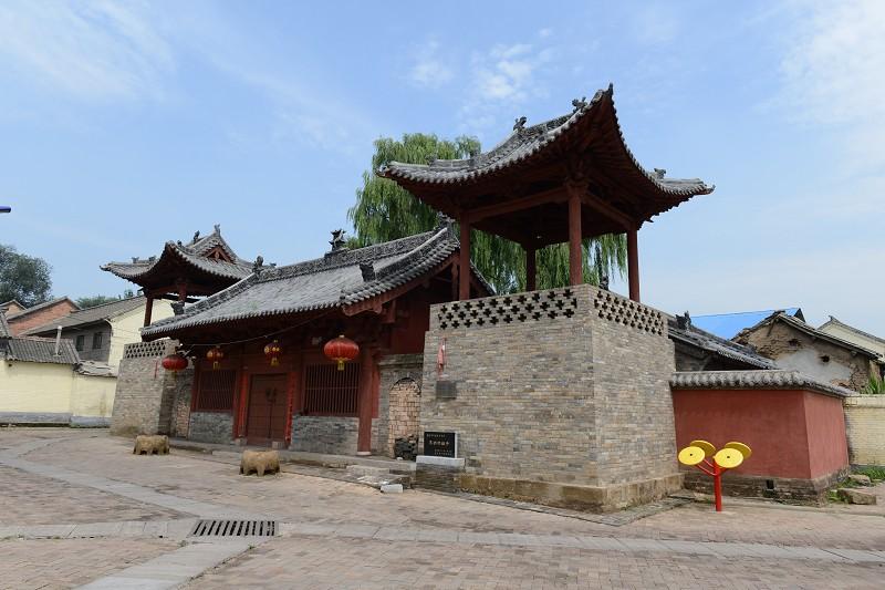 洪福寺:一座皇家赐封的千年古寺